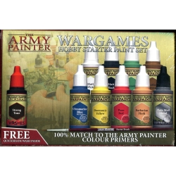 ARMY PAINTER - Wargames Hobby Starter Paint Set