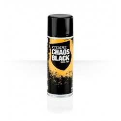 CHAOS BLACK UNDERCOAT 400 ml Spray