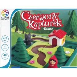 Smart Games CZERWONY KAPTUREK (Little Red Riding Hood)