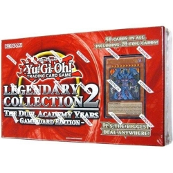 YU-GI-OH! LEGENDARY COLLECTION 2 The  Duel Academy Years - Gameboard Edition