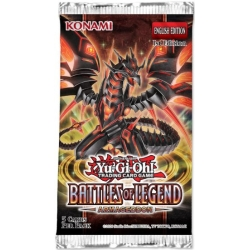 YU-GI-OH! Battles of Legend - Armagedon Booster