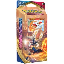 POKEMON XY 25 Sword & Shield Theme Deck CINDERACE