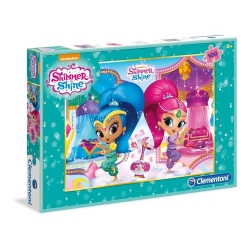 PUZZLE CLEM 100 el. Shimmer and Shine