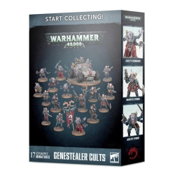 START COLLECTING! GENSTEALER CULTS